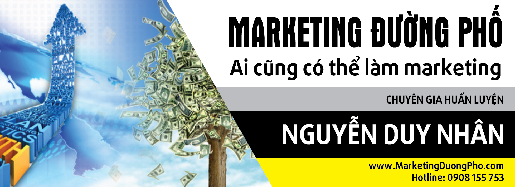 marketing duong pho